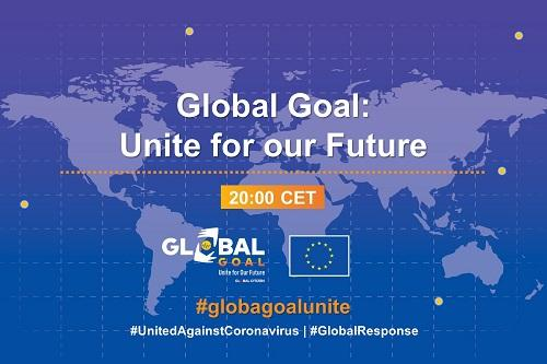 Global Goal: Unite for our Future